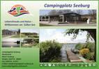 Postkarte Campingplatz Seeburg