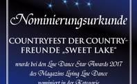 Line Dance Star Award