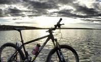 Ob Radfahren, Nordic Walking oder einfach Spazierengehen...