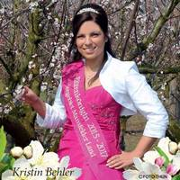 2. Blütenkönigin - Kristin Behler